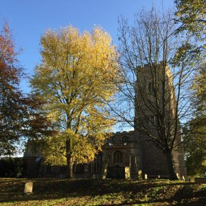 St Gregory's Church, Sudbury, November 3rd 2018