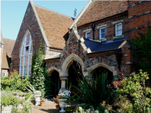 William Wood House School Street
