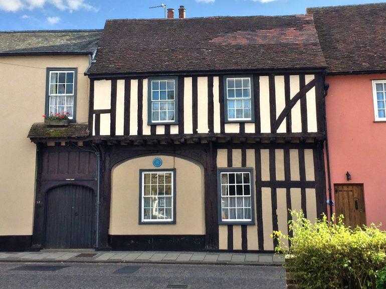 Priory Gate Friars Street