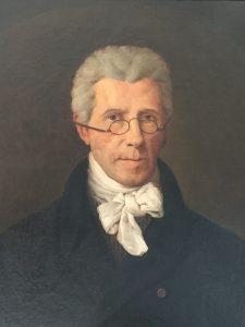 Joseph Humphry, Mayor of Sudbury 5 times between 1787 and 1807