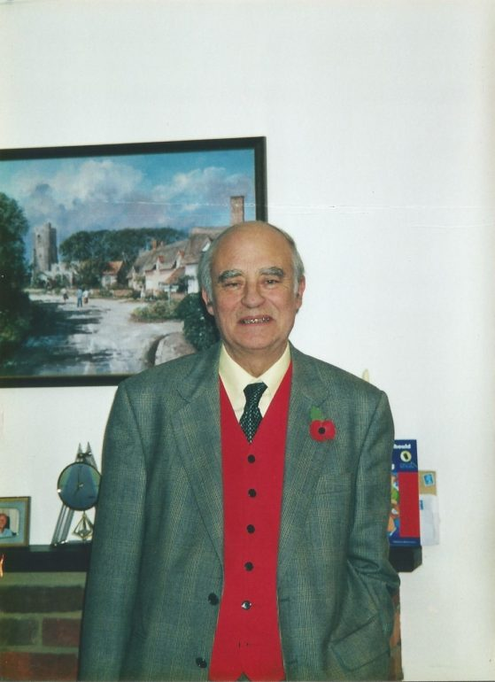 Peter Sidney Smith was instrumental in the re-formation of the Sudbury Grammar School Old Boys' Association in 1991, to celebrate the quincentenary of the founding of the school.