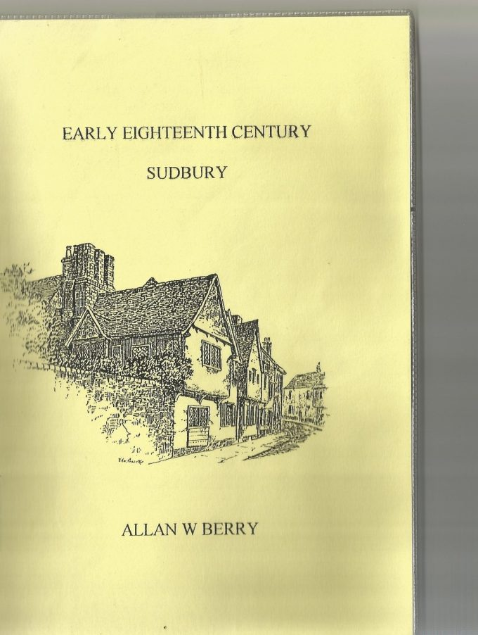 This is another volume in Allan Berry's delightful series of books on Sudbury's history.